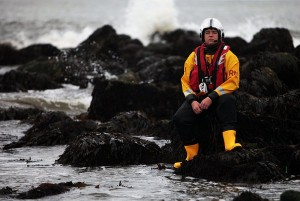 18 year-old RNLI volunteer crewman Sam Clow, from Sunderland, has been chosen to be the face of a national RNLI fundraising campaign