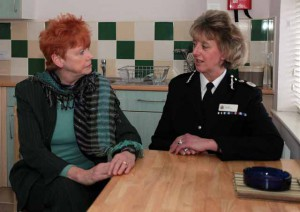 Vera Baird, Police & Crime Commissioner, launches domestic violence campaign