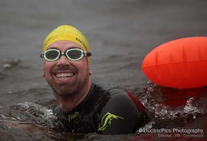 RNLI marathon river Tyne charity swim