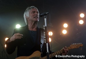 PAUL Weller entertained a crowd of 4000 when he headlined the line-up at the 10th Mouth of the Tyne Festival, held at Tynemouth Priory and Castle over the weekend of July 11-13. Picture by Adrian Don, ElectricPics Photography